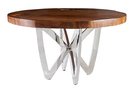 Kissing Butterflies Dining Table, LG