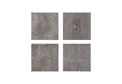PH60370 / Old Lumber Wall Tiles, Silver Leaf, Set of 4