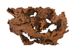Burled Root Wall Art / Faux Bois, LG