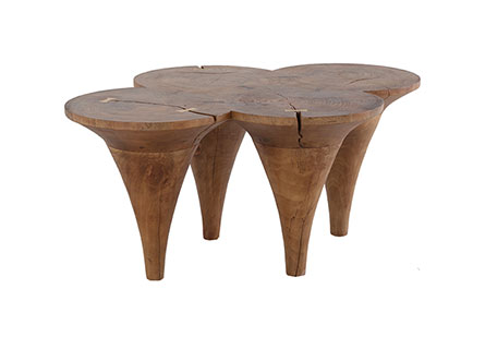 Phillips Collection Butterfly Coffee Table 4 Legs