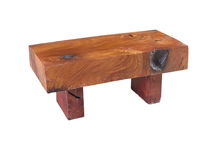 Phillips Collection Makha Wood Coffee Table