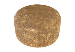 Raindrum Accent Table / Brass