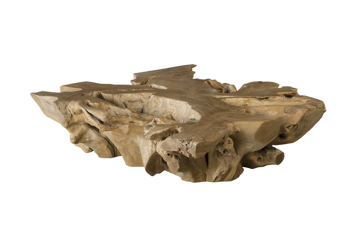 Phillips collection teak root coffee table square bleach geotapseo Image collections