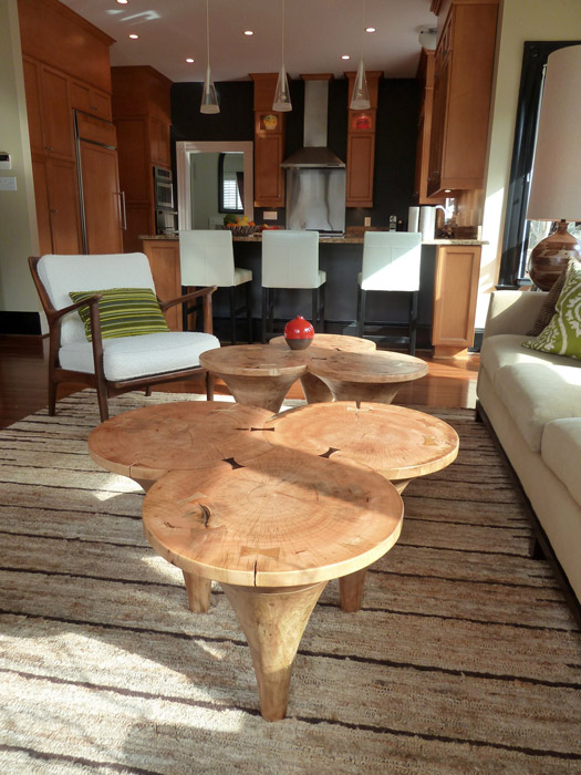 Erfly Coffee Table Natural