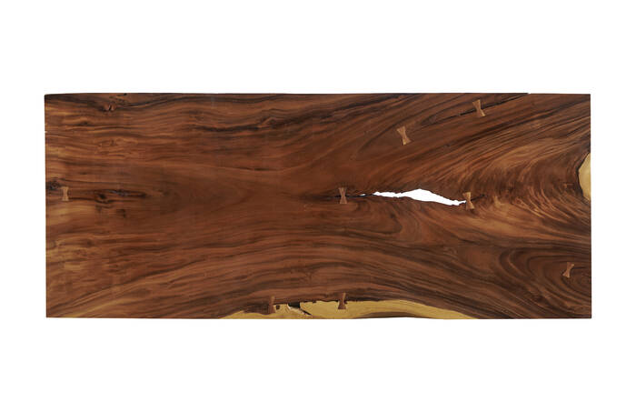 Phillips Collection Th99285 Chamcha Wood Dining Table