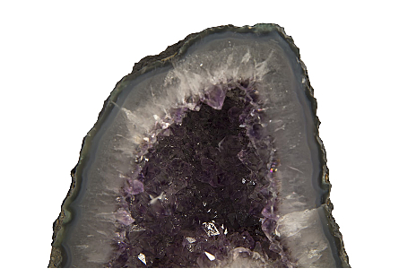 Amethyst Sculpture XS
