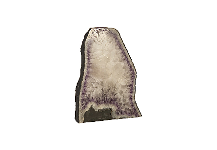 Amethyst  Sculpture Assorted, XL