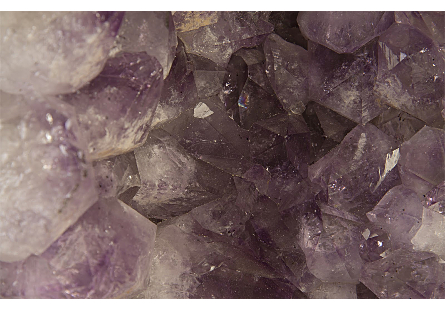 Amethyst Chunk Tabletop Sculpture Assorted, MD