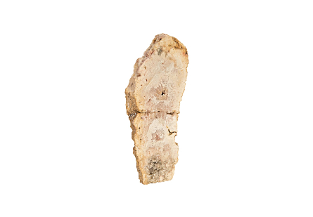 Quartz Chunk Sculpture Assorted, MD
