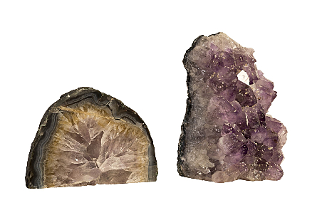 Amethyst Chunk Assorted, XS