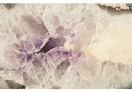 Amethyst, Smooth Assorted, XS