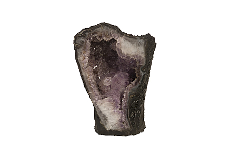 Amethyst Tabletop Sculpture Assorted, XS