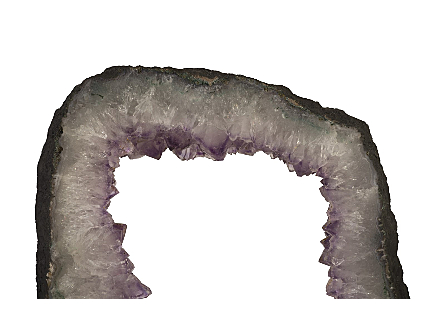 Amethyst Sculpture on Base Assorted, XL