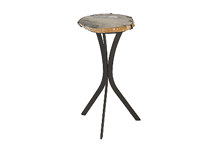 Agate Side Table Assorted