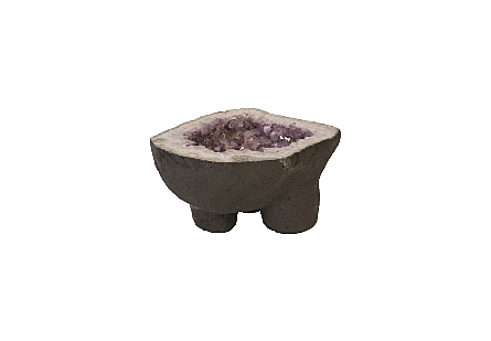 Amethyst Side Table