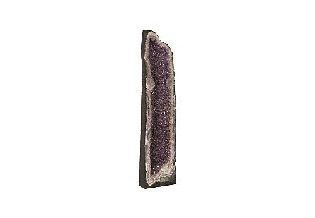 Amethyst Sculpture