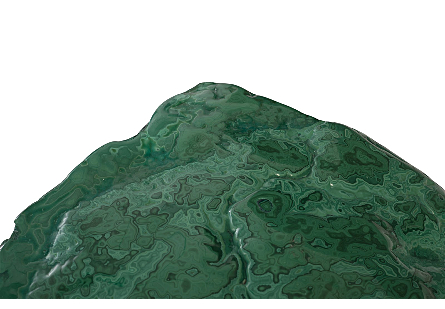 Malachite Stone Polished