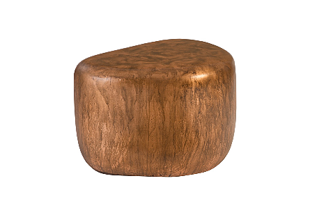 Wedge End Table Von Braun Finish