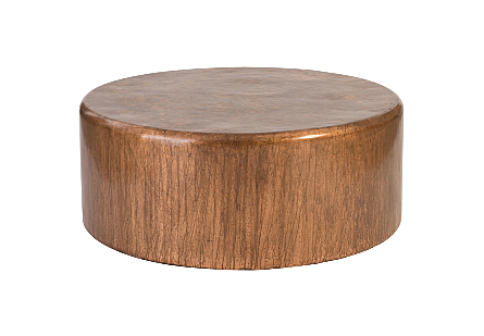 Button Coffee Table Von Braun Finish