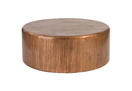 Button Coffee Table Von Braun Finish