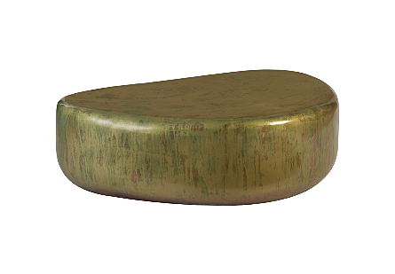 Wedge Coffee Table Lichen Finish