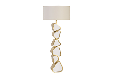 Pebble Floor Lamp