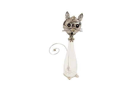 Cat Spoon, Findings and Glass, SM