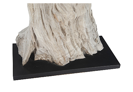 Eroded Sculpture On Stand