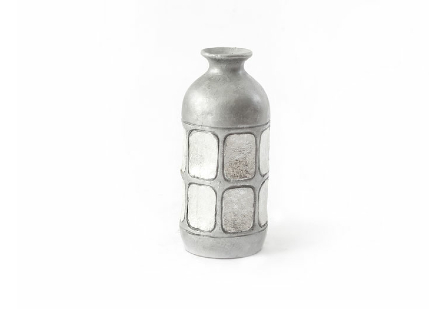 Antiqued Tile Bottle SM