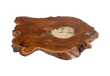 Teak Wood Accent