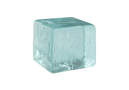 Glass Cube Set of 4
