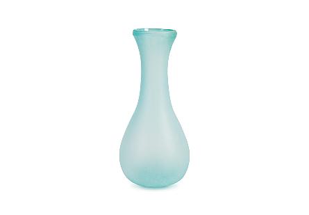 Frosted Tadpole Vase LG