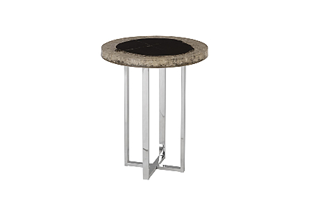 Stone Cold Side Table SM, Assorted