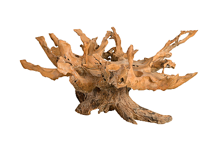 Teak Root Dining Table Base