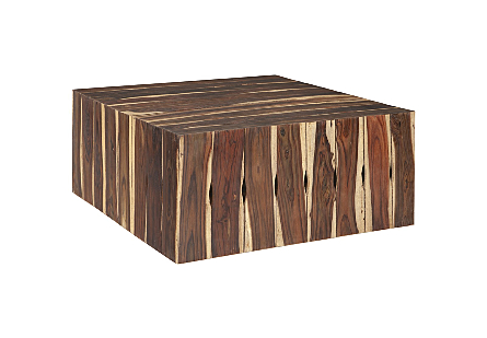 Rosewood Strip Coffee Table