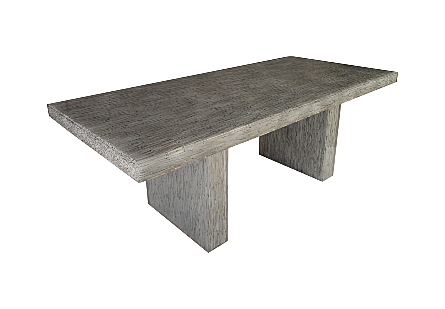 Four Beam Dining Table