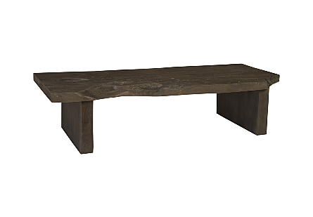 Suar Wood CoffeeTable Charcoal