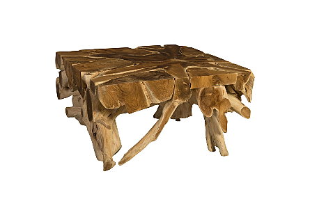 Bleached Drift Coffee Table Square