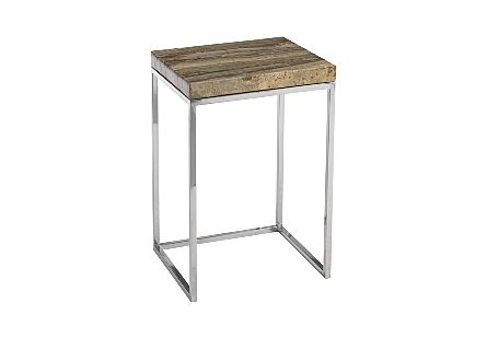 Onyx Nesting Side Table Gray, SM