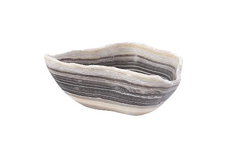 Onyxx Bowl Zebra