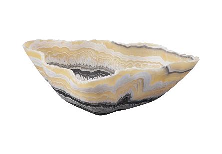 Onyx Bowl Zebra