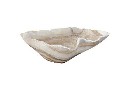 Onyx Bowl Amber