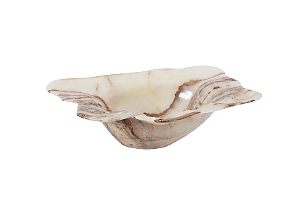 Onyx Bowl Brown