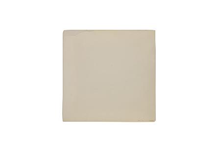 Onyx Prism Lamp White