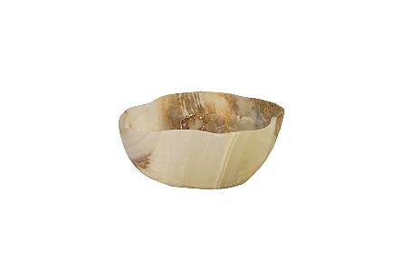 Onyx Bowl Beige