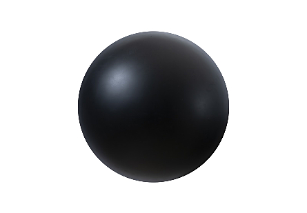 Ball on the Wall Matte Black, LG