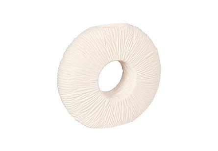 Waves Circle Vase SM