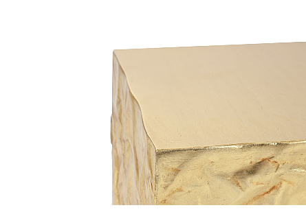Crumpled Pedestal Gold, SM