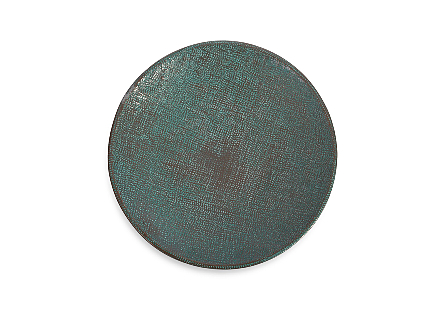 Hatch Plate Aged Bronze