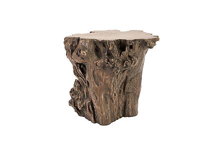 Gnarled Stool Bronze, DTP